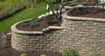 Anchor Artisana Series Retaining Wall