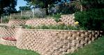 Anchor Diamond Series Retaining Wall Block