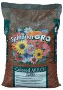 Creekside Dyed Red Hardwood Mulch