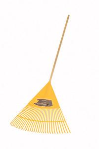 Poly Head Leaf Rake