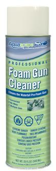 Professional Foam Gun Cleaner