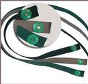 Tackstrap Tree Strap with Green Washer at One End