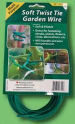 Soft Twist Tie Garden Wire