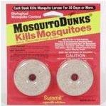 Mosquito Dunks and Bits