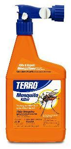 Terro Hose End Mosquito Spray