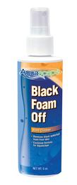 Black Foam Off Hand Cleaner