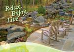 Aquascape Relax Postcards