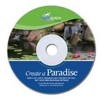 Aquascape Create a Paradise DVD