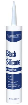Black Silicone for Ponds