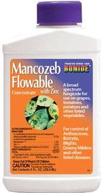 Bonide Mancozeb Concentrate Flowable Fungicide
