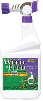 Bonide Weed and Feeed Ready to Spray
