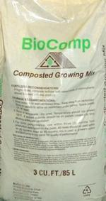 Bio-Comp Summer Bedding Soil