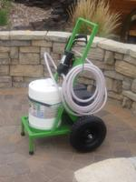 BP Pro Paver and Block Spray Application Cart