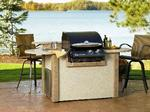 St Tropez Outdoor Kitchen Island