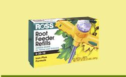 Ross Green Again Iron Formula Root Refills