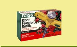 Ross Rose Flowering Shrub Root Refills