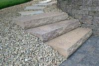 Silver Creek Stone Step