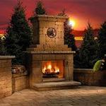 Necessories Victorian Fireplace Series- BLUESTONE