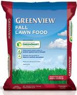 Greenview GreenSmart Fall Lawn Food