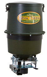 Spintech 100lb. Broadcast Spreader