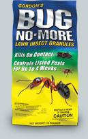 Bug No More Lawn Insect Granules