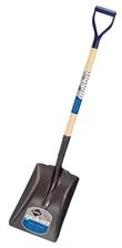 Steel Rock Shovel with D-Handle