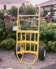 24in Yellow Tree Shrub Ball Cart