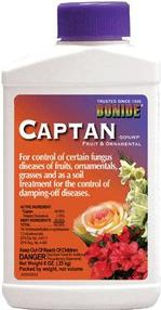 Bonide Captan Fruit and Ornamental Concentrate