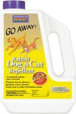 Bonide Go Away Rabbit Dog and Cat Repellent