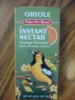 Oriole Instant Nector